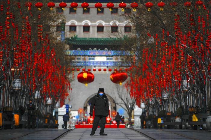 ยอดผู้ป่วย'ไวรัส'รายใหม่ในจีน'ลด'ต่อเนื่อง3วันติด  ปักกิ่งสำทับ โรคระบาด'ควบคุมได้'