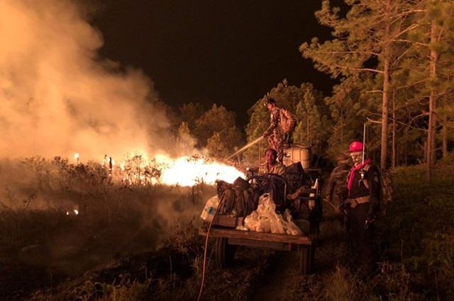 เพลิงดับแล้ว! ไฟไหม้ภูกระดึง เสียหายกว่า 3.4 พันไร่ ไม่มีเจ้าหน้าที่-นักท่องเที่ยว ได้รับอันตราย