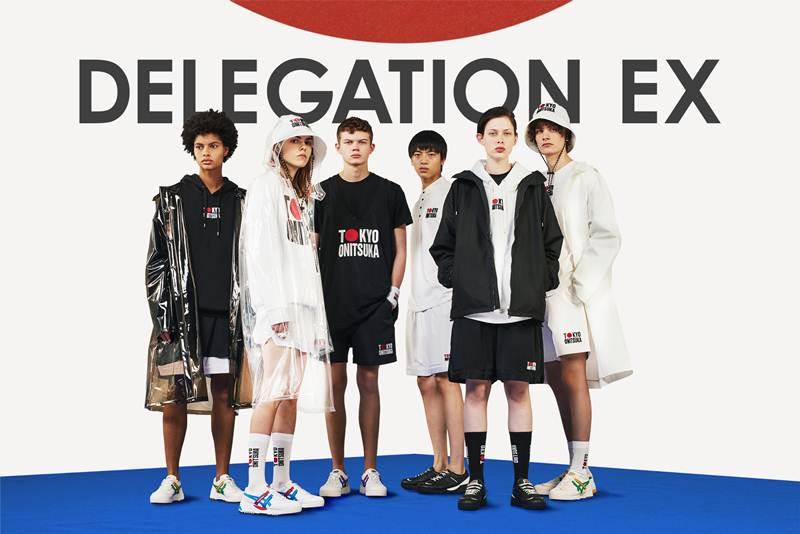 """โอนิซึกะ ไทเกอร์ เปิดตัวรองเท้ารุ่นใหม่ """"DELEGATION EX™"""""""