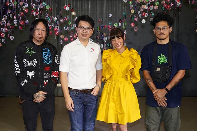 มายวัน ถุงยางอนามัยเจนใหม่ เปิดตัวผ่านงานศิลปะของสามศิลปินไทย