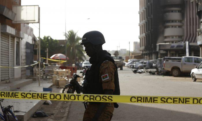 กลุ่มคนร้ายบุกโจมตีโบสถ์ในบูร์กินาฟาโซ สังหารผู้คนไป 24 ราย