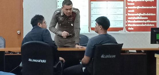 พลเมืองดีรุมจับได้ทันควัน โจ๋18จี้ชิงทรัพย์ร้านเซเว่นปากซอยเพชรเกษม 63