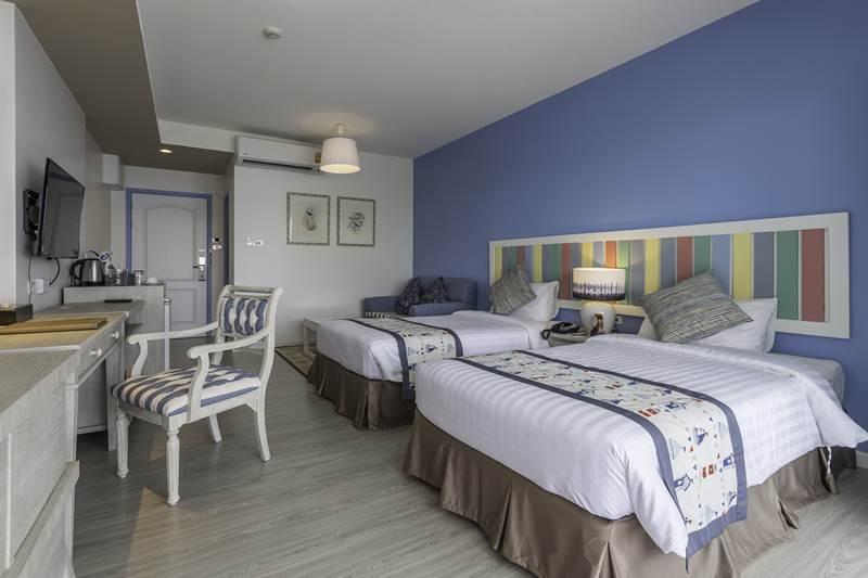 โรงแรมซัมแวร์ เกาะสีชัง