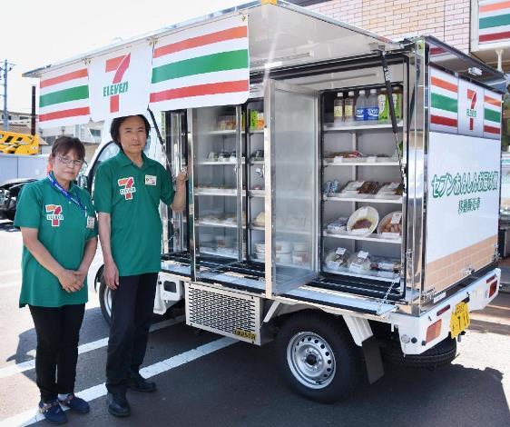 ไม่ใช่ที่ไทย! เซเว่นฯ จับมือ โตโยต้า สร้างรถขายกับข้าวบริการถึงหน้าบ้าน ในประเทศญี่ปุ่น