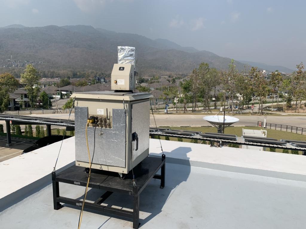 สดร.เดินหน้าวิจัยคุณภาพอากาศ หาเหตุ PM 2.5