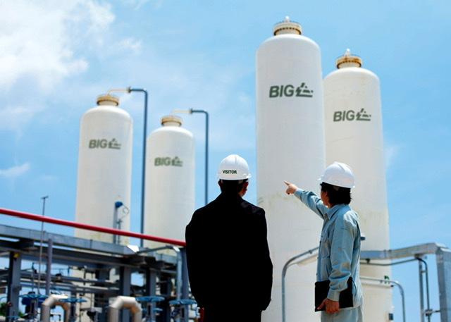 บีไอจีรุกขยายธุรกิจนวัตกรรมลดใช้พลังงาน –รีไซเคิลน้ำทิ้ง