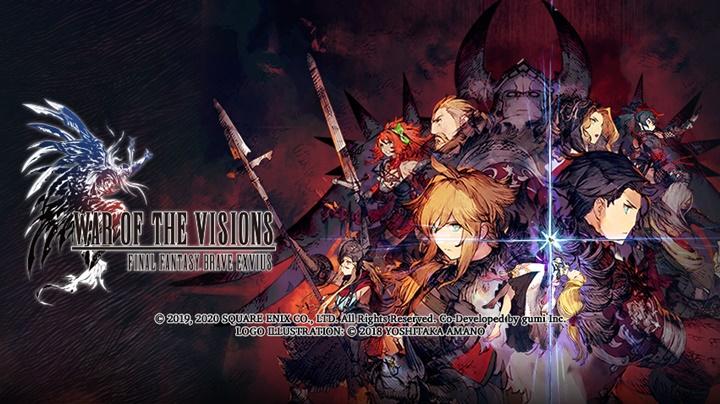 """ไฟนอลแฟนตาซี """"War of the Visions"""" เตรียมเปิดโหลดทั่วโลก"""