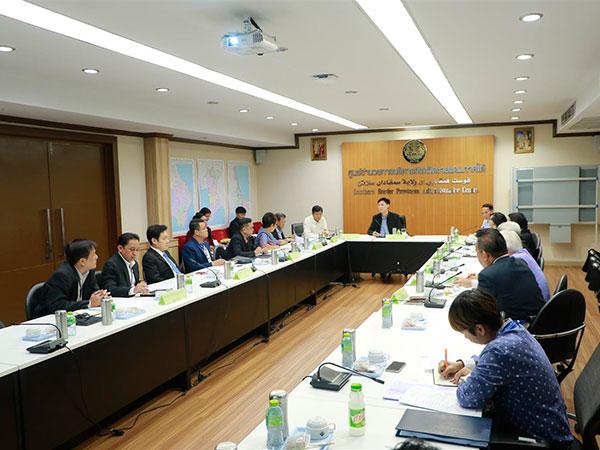 ศอ.บต.จัดประชุมหารือแนวทางการประเมินผลการใช้มาตรการ Soft Loan ใน จชต.
