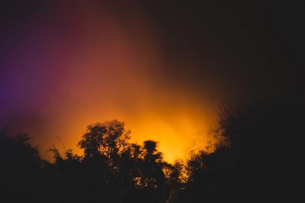 สถานการณ์ไฟป่าบริเวณแนวชายแดนไทย-กัมพูชาด้าน จ.ตราด ยังไม่คลี่คลาย