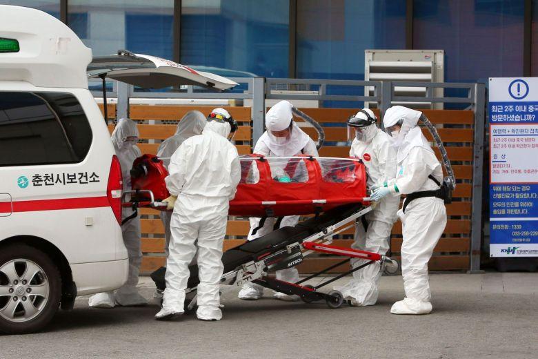 เกาหลีใต้ยกระดับเตือนภัยขั้นสูงสุด ญี่ปุ่นเร่งร่างแผนรับมือไวรัสระบาด