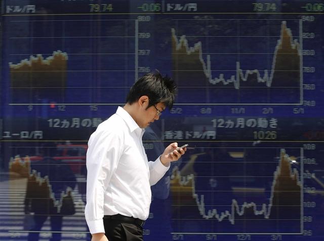 ตลาดหุ้นเอเชียปรับลบ วิตกโควิด-19 กระทบเศรษฐกิจโลก