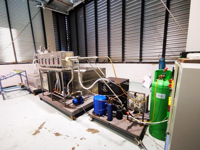 ม.เกษตรฯ พัฒนาเครื่องกำจัดสารทำความเย็นต้นแบบได้สำเร็จ