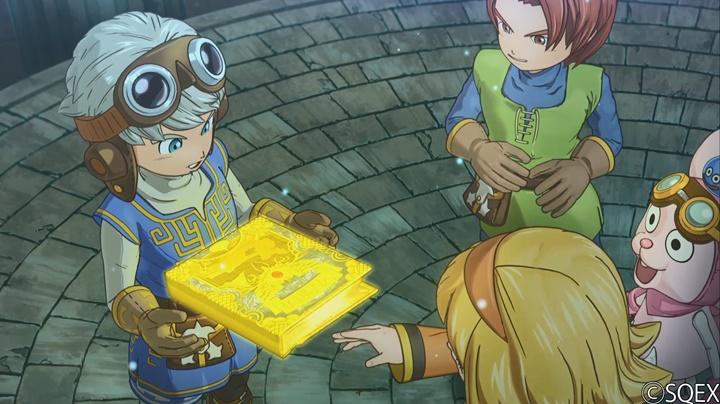 """เกมสมาร์ตโฟน """"Dragon Quest of The Stars"""" เตรียมเปิดเล่นทั่วโลก"""