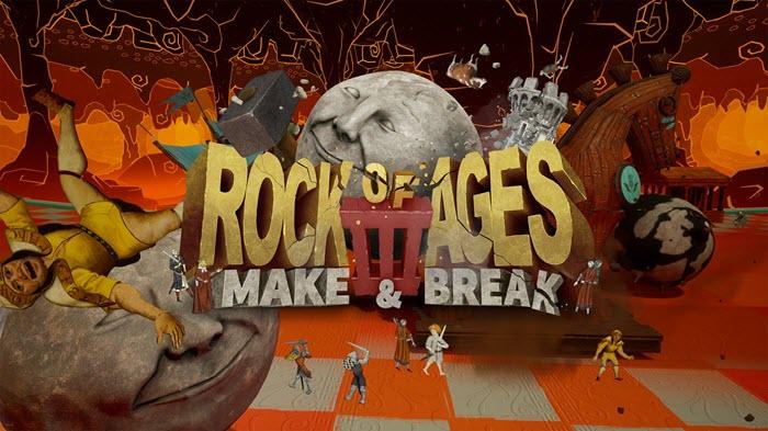 """เกมหินกลิ้งสุดฮา """"Rock of Ages 3"""" พร้อมจำหน่ายบนคอนโซลและพีซี เร็ว ๆ นี้"""