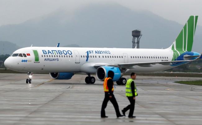สายการบินแบมบูเวียดนามประกาศระงับเที่ยวบินไปเกาหลีใต้เลี่ยงไวรัสโควิด-19