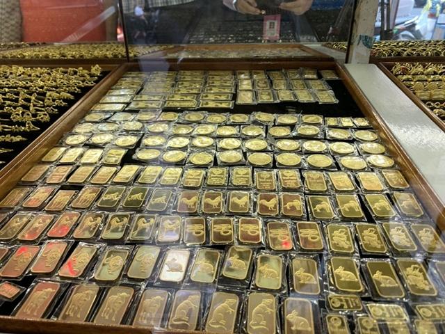 ทองคำพุ่งแรง ปรับขึ้นวันเดียว 750 บาท