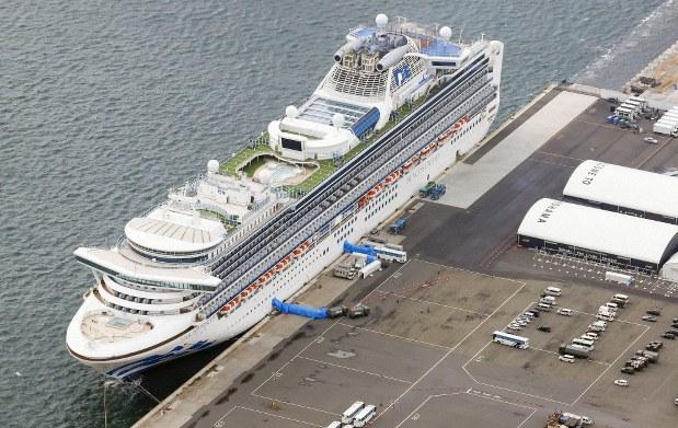 ฮ่องกงพบผู้ที่อพยพมาจากเรือสำราญในญี่ปุ่นติดเชื้อไวรัสเพิ่มอีก 2 ราย