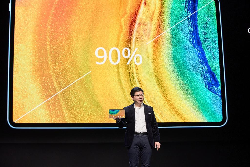 มาแล้ว! สมาร์ทโฟนพับได้รุ่นใหม่จาก Huawei