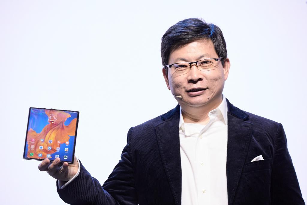HUAWEI Mate Xs สมาร์ทโฟนพับได้รุ่นใหม่ของหัวเว่ย