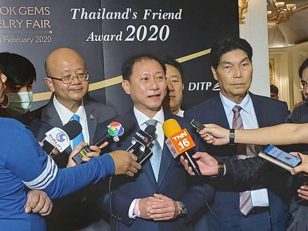 พณ.คุมเข้มมาตรการป้องกันไวรัส ในงาน Bangkok Gems ฯครั้งที่ 65