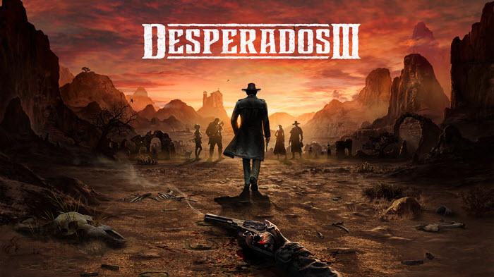"""""""Desperados III"""" เกมวางแผนสไตล์คาวบอย วางจำหน่ายฤดูร้อนปี 2020 นี้"""