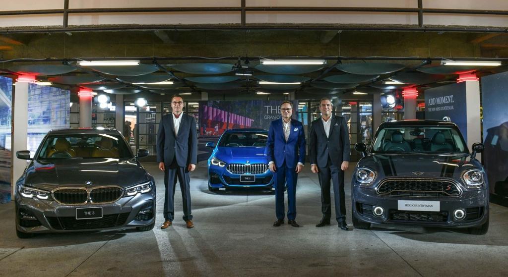 รถใหม่ BMW จ่อคิวเปิดตัวรับยอดปีนี้