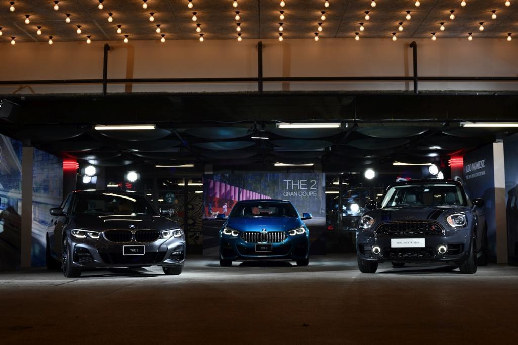 ดาวเด่นไตรมาแรกของปีนี้  บีเอ็มดับเบิลยู 330e M Sport รุ่นประกอบในประเทศ บีเอ็มดับเบิลยู 218i Gran Coupe M Sport ใหม่  มินิ คูเปอร์ เอส คันทรีแมน ไฮทริม (ระบบเกียร์ส่งกำลังใหม่)