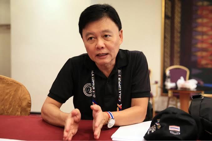 บิ๊กต้อม แนะนักกีฬาไทยอย่าเดินทางไปต่างแดน ชี้โอลิมปิกมีโอกาสเลื่อน 50-50