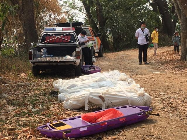 คาดคาราวานขนยาปะทะทหารไทยแล้วหนี หลงทิศจมอ่างน้ำชายแดนแม่สายดับ 7 ศพ