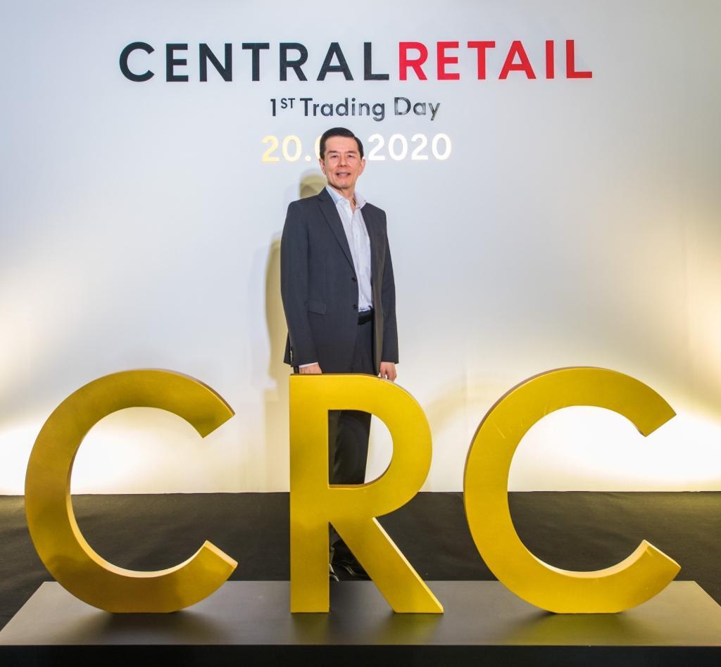 CRC กำไรพุ่ง 11% ปี 62  ทุ่ม 1.8 หมื่นล.สยายปีก3ประเทศ