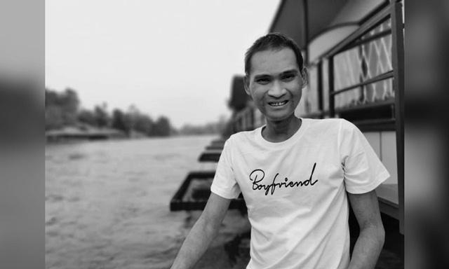 """โซเซียลแห่อาลัย นักวิ่งสู้มะเร็ง """"แซม"""" ณัฐพล จากไปอย่างสงบแล้ว"""