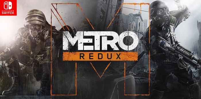 """เกม FPS สยองขวัญ """"Metro Redux"""" โดดลงสวิตช์ วางจำหน่ายแล้ววันนี้"""