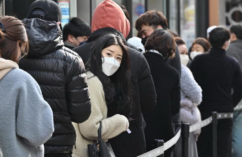 เกาหลีใต้พบผู้ติดเชื้อ 'โควิด-19' เพิ่ม 594 คน ยอดรวมทั้งประเทศพุ่ง 2,931 คน