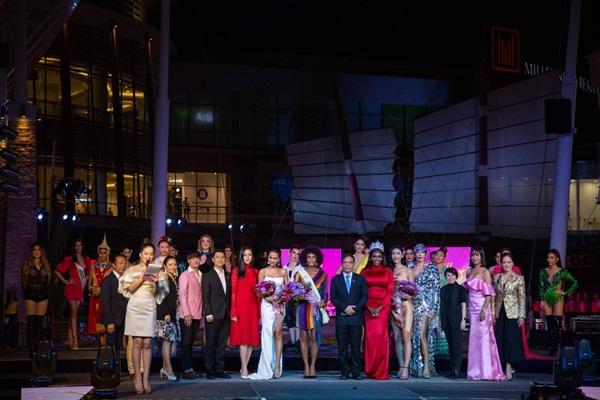ยิ่งใหญ่! ทราน์เจนเดอร์ 21 ประเทศ เปิดตัวชุดประจำชาติพร้อมประชันความสามารถพิเศษ เวที Miss International Queen 2020