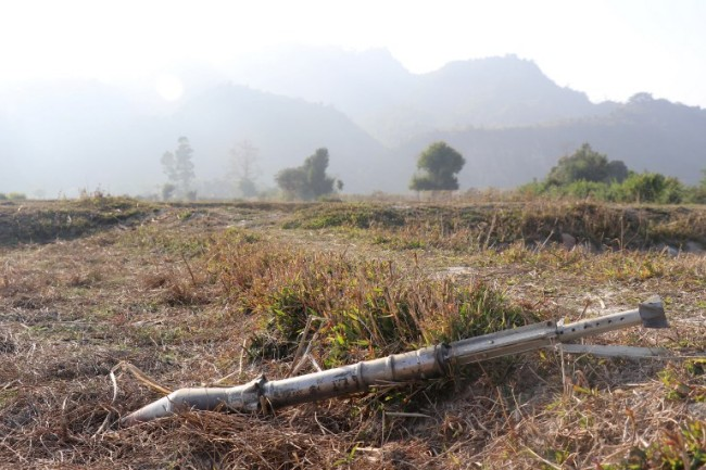 กองทัพพม่าปะทะกลุ่มติดอาวุธทำโรฮิงญาดับอย่างน้อย 5