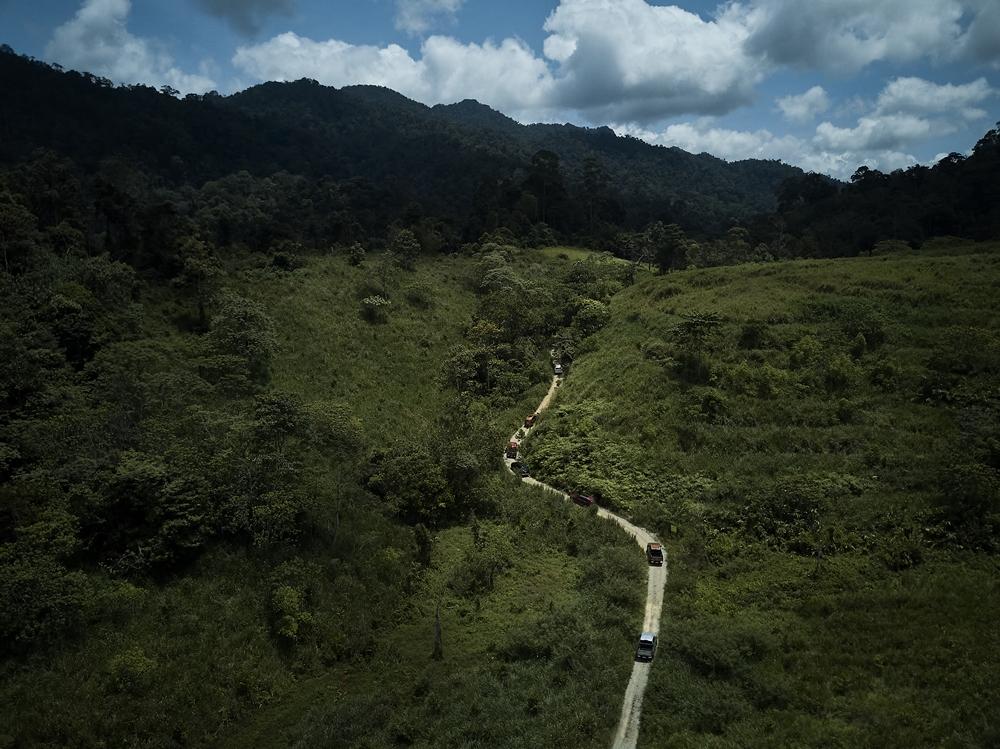 มาเลเซียยังคงรักษาป่าดิบชื้นเอาไว้ได้สมบูรณ์ดีมาก