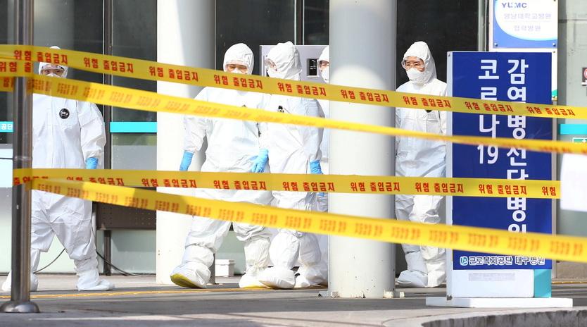 นายกเล็กโซลจี้เอาผิดผู้นำลัทธิชินชอนจีฐาน 'ฆ่าคนตาย' ขณะที่ยอดติดเชื้อไวรัสในเกาหลีใต้พุ่งทะลุ 4,000 คน