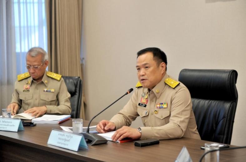 """""""รัฐบาลไทย"""" แถลงยืนยันเลื่อน """"โมโตจีพี"""" ที่บุรีรัมย์ ย้ำ ความปลอดภัยต้องมาก่อน"""