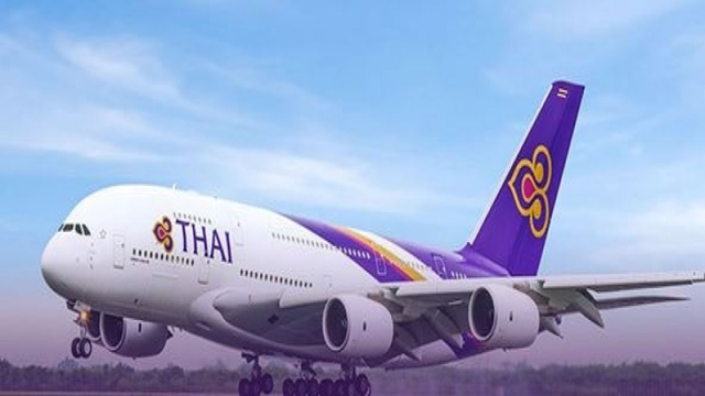 """""""บินไทย"""" ปี 62 ขาดทุนบักโกรก 1.2 หมื่นล้าน เหตุรายได้หด-ขาดทุนด้อยค่าเครื่องบิน"""
