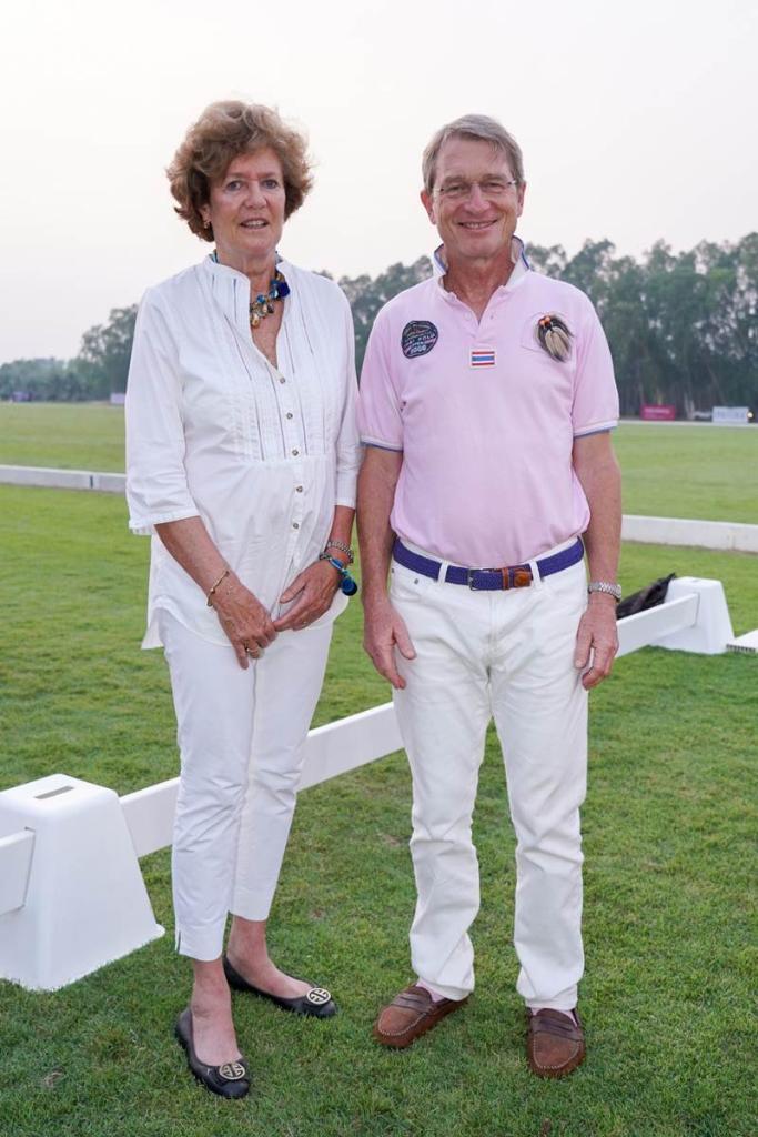 ดร.ฮาราลด์ ลิงค์ และภรรยา