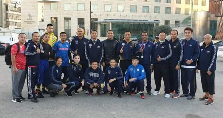 กำปั้นไทยเฮ! ได้บาย 5 รุ่นคัดโอลิมปิกเกมส์ ที่จอร์แดน