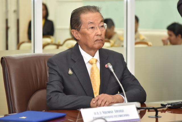 ก.แรงงาน ประกาศมาตรการรับมือแรงงานไทยขอกลับประเทศ