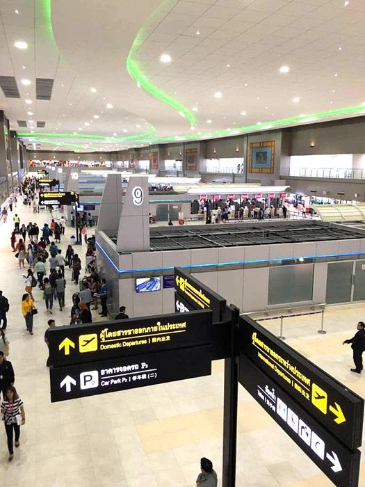 ทั้งสนามบินสุวรรณภูมิ-ดอนเมือง มีผู้ที่ไปกับทัวร์แล้วหนีไปเป็นผีน้อยเป็นจำนวนมาก