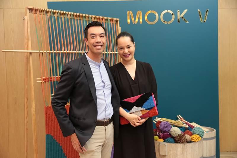 มารู้จัก MookV กระเป๋าดีไซน์อาร์ต ความลงตัวของศิลปะงานทอและแฟชั่น
