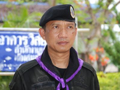 พล.ท.ธัญญา เกียรติสาร แม่ทัพภาคที่ 2 (แฟ้มภาพ)