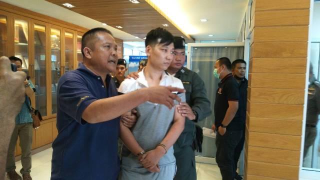 พม่าหิ้ว 2 ผู้ต้องหาชาวจีนฆ่าเพื่อนร่วมชาติยัดกระเป๋าทิ้งน้ำปิงส่ง ตร.ไทยดำเนินคดีแล้ว