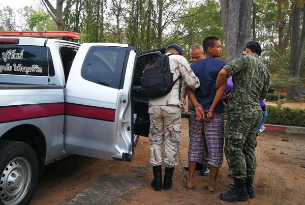 คุมตัวทหารเกณฑ์บุรีรัมย์ฆ่าปาดคอหลานสาว 4 ขวบ ส่งฝากขังศาลทหาร โดน 3 ข้อหาหนัก