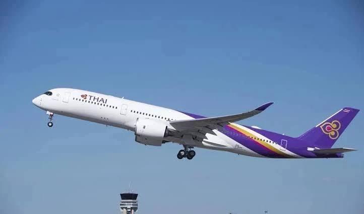 การบินไทยลดเที่ยวบินสู่ 7 ประเทศชั่วคราว
