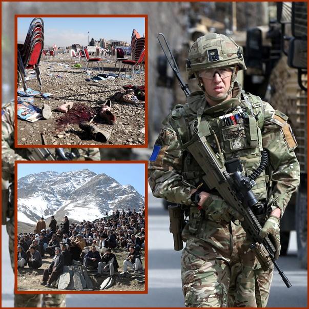 In Clip: อัฟกานิสถานระส่ำ! คาบูลนองเลือด 32 ศพวันศุกร์ตามต่ออีก 3 วันนี้หลังสหรัฐฯเปิดฉากโจมตีทางอากาศกลางสัปดาห์