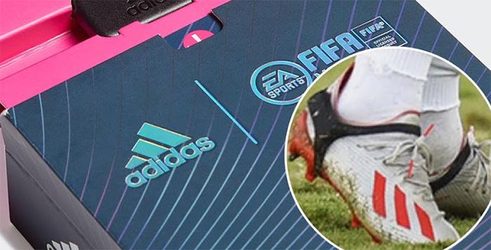 """อาดิดาส ผนึก กูเกิล ทำพื้นรองเท้าจับเคลื่อนไหว รองรับเกม """"ฟีฟ่า โมบาย"""""""
